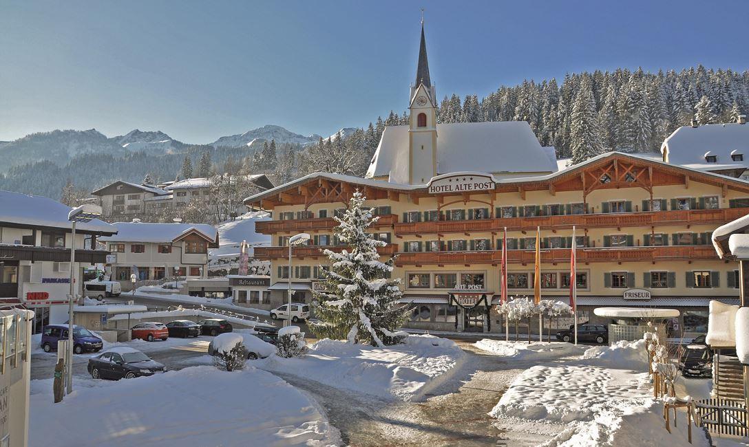 Fieberbrunn Hotel Alte Post