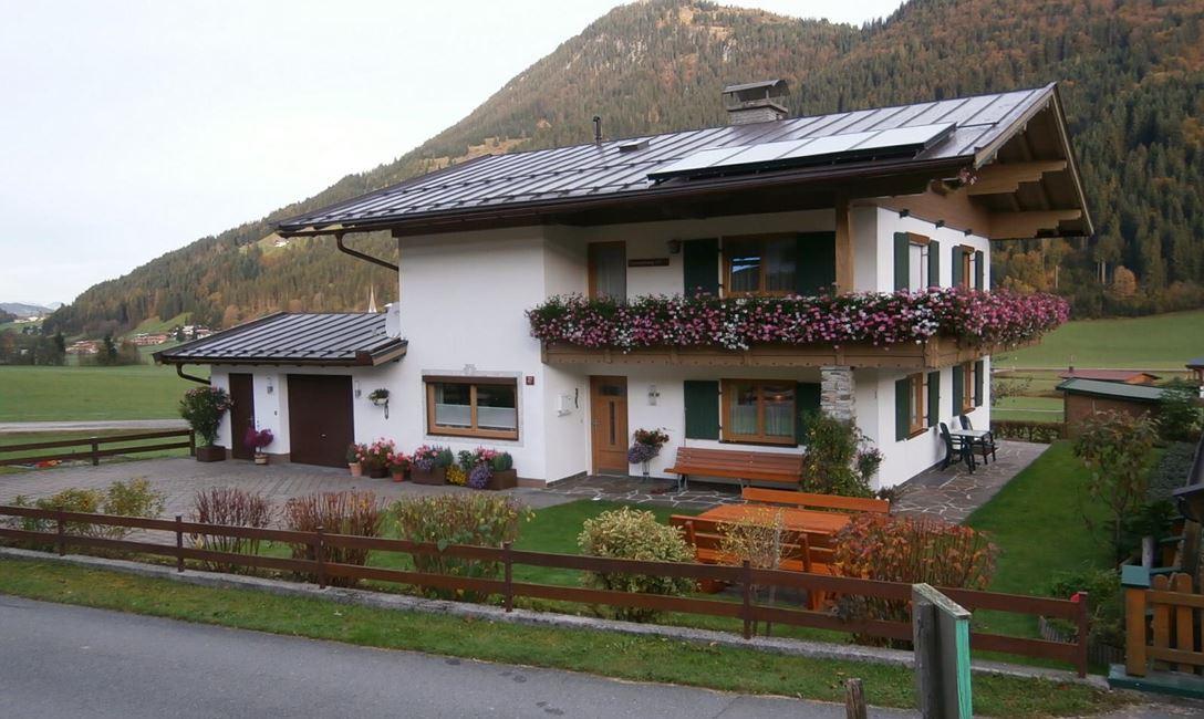 Ferienwohnung Irnberger St Jakob in Haus