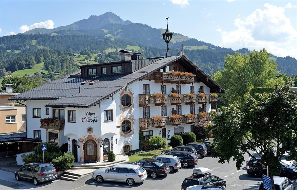 Alpenappartement europa st johann sommer au 223 enans