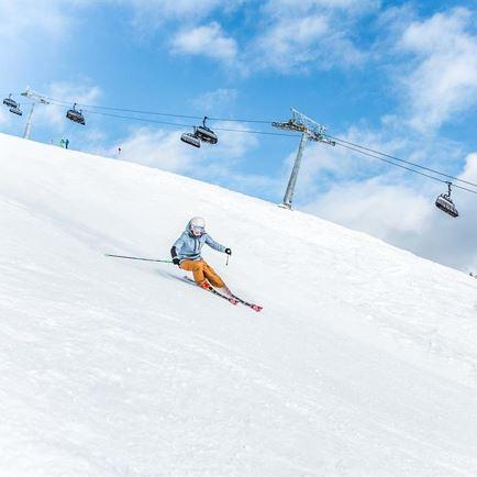 Die weltgrößte Skisafari für 7 Nächte
