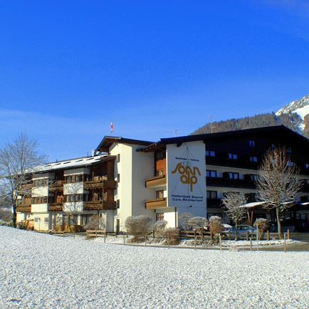 3 nights skiing holiday with 2 day ski pass