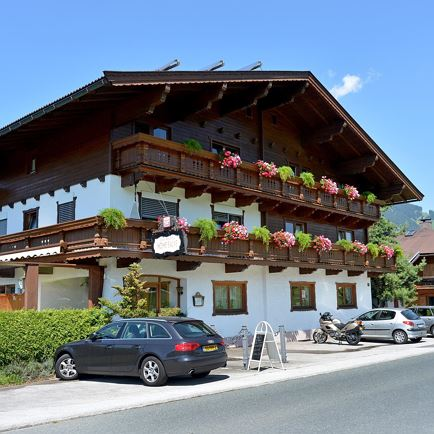 Cafe- Pension Hohe Salve