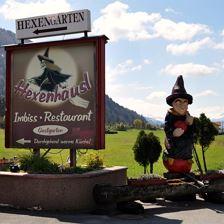 Imbiss-Restaurant Hexenhäusl