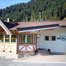 Café/Restaurant Hochland