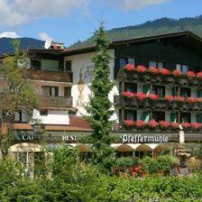 Restaurant  Pfeffermühle