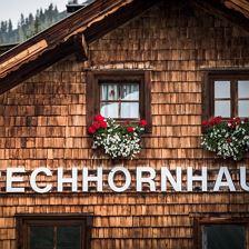 Berggasthof Brechhornhaus