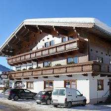 Cafe Hohe Salve Winter