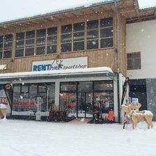 RENThier Sportshop