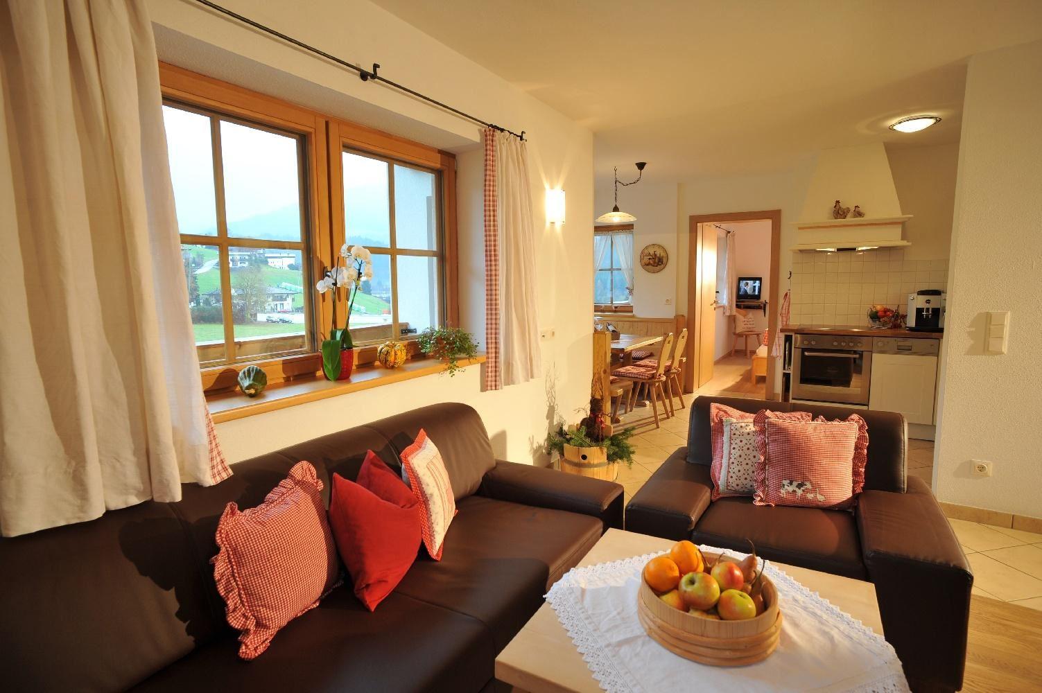 Appartements landhaus tirol   hopfgarten