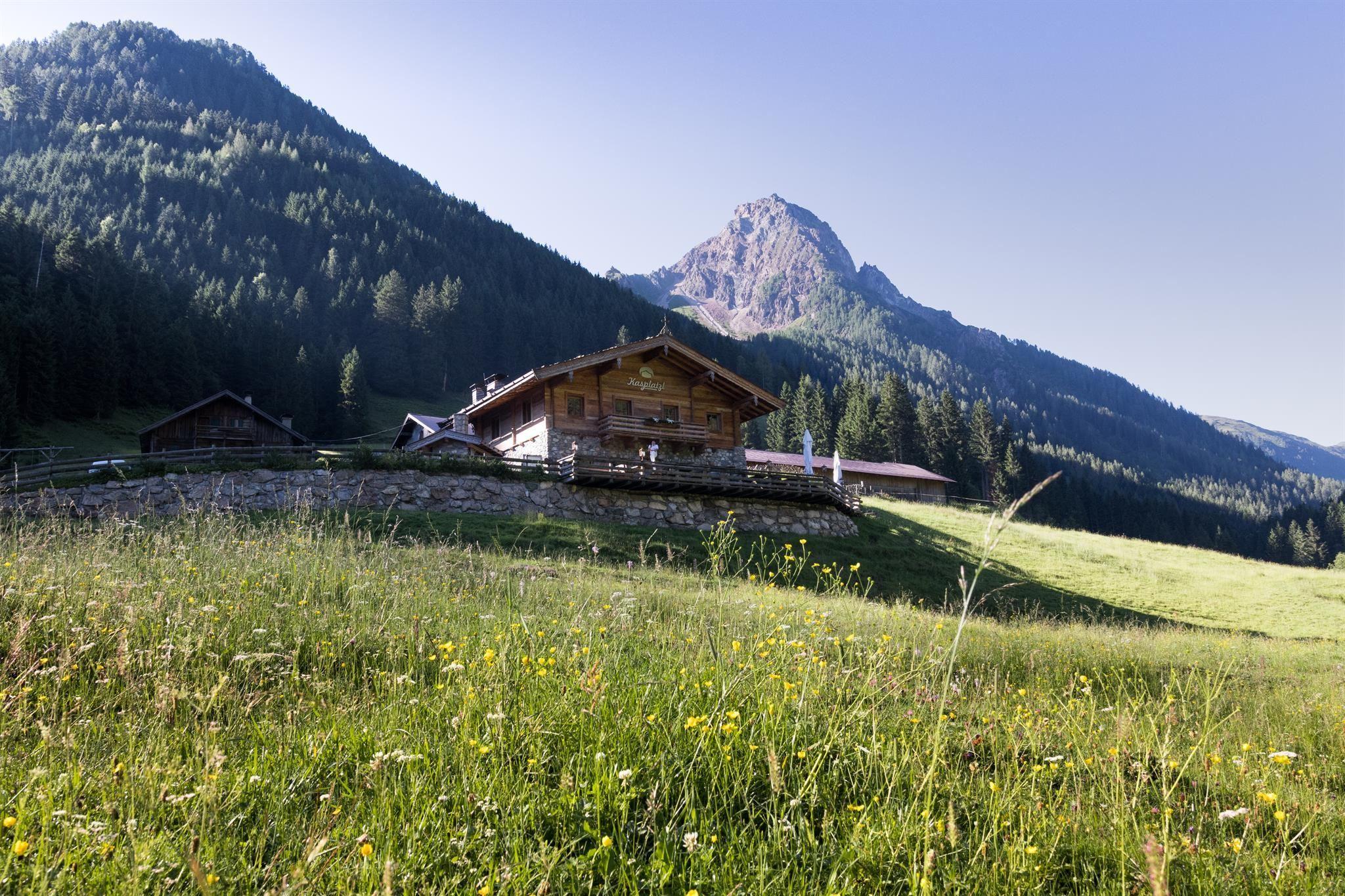 Visit to Biene Line - in den Kitzbheler Alpen
