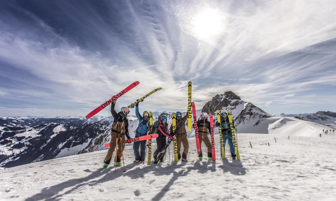 Hunt your line Touring Camp