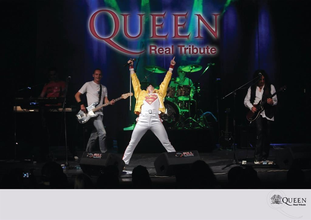 Queen Real Tribute Band