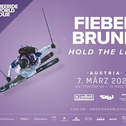 Freeride World Tour - warm up