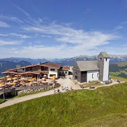 Alpine Foodie Weeks on the Hohe Salve