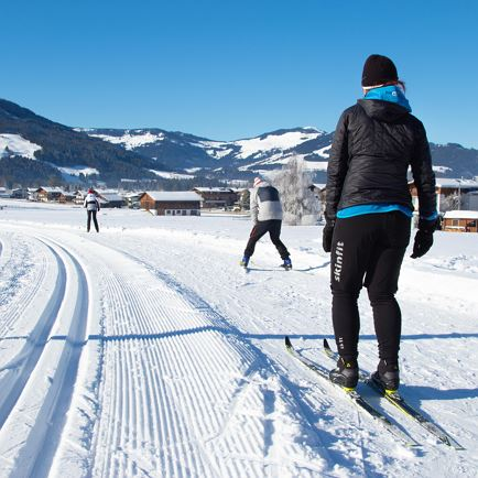 Cross-country skiing taster course