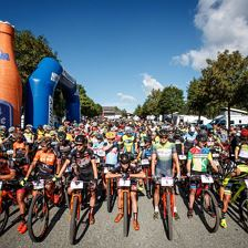 24rd Int. KitzAlpBike Mountain Bike Marathon
