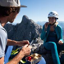 Anspruchsvolle Bergtour in den Steinbergen