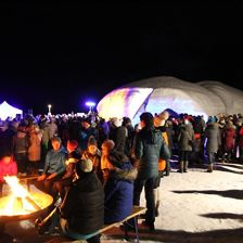 ALPENIGLU - Ice Party No4 met carnavalsfeest