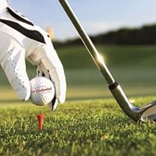Golf - Grillhendl-Turnier