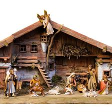 Advent concert and crib exhibition