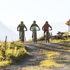 E- Mountainbike Tour mit Picknick am Bergsee