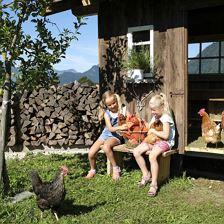 Familien- und Kinderprogramm Herbst Bauernhofentdecker