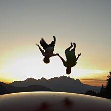 Langer Freitag bei den Bergbahnen Fieberbrunn