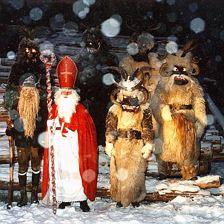 04.12.2020: ABGESAGT - Nikolauseinzug mit Krampuslauf