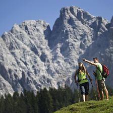 Wanderung für Gipfelstürmer