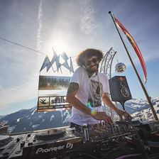 White Pearl Mountain Sunset Session mit DJ Fab Toulouse