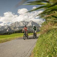Geführte Mountainbiketour: Der Kitzbühel Explorer