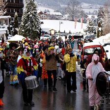 Carnival Parade, Kids's Party and Ball  in Itter