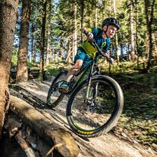 Kids Freeride Club: Trail-/Bikepark - und Techniktraining
