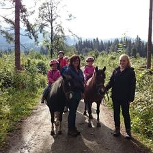 Children´s Pony Trekking