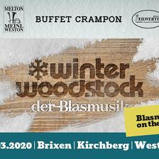 Winter-Woodstock der Blasmusik