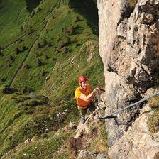 Klettersteigtour Pillerseetal