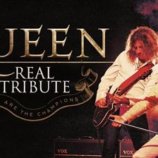 Queen Real Tribute Band I