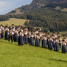 Platzkonzert der Bundesmusikkapelle Oberndorf