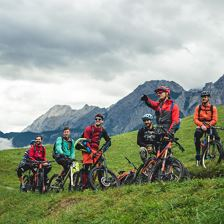 SAAC (E-)Bike Camp Kitzbüheler Alpen - Brixental