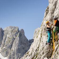 Schnupperklettern Stripsenjoch - Felsklettern/Klettersteig
