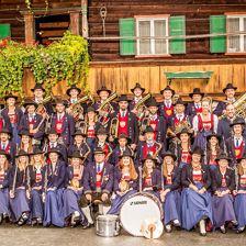 Sommerkonzert der Musikkapelle St. Johann