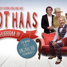 Kabarett: Gernot Haas: VIP VIP HURRRAA!!!
