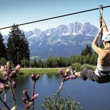 Teenagerprogramm: Kletterpark & Segway-Tour