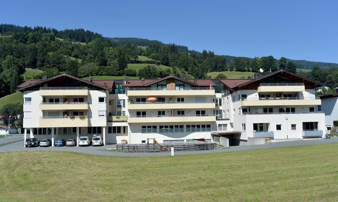 Strasserhof - Brixen im Thale - in den Kitzbheler Alpen