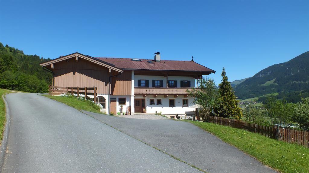 Appartement Franbichl - Brixen im Thale