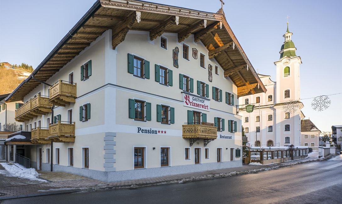 Gefhrte Wanderungen in Brixen im Thale, Kirchberg und