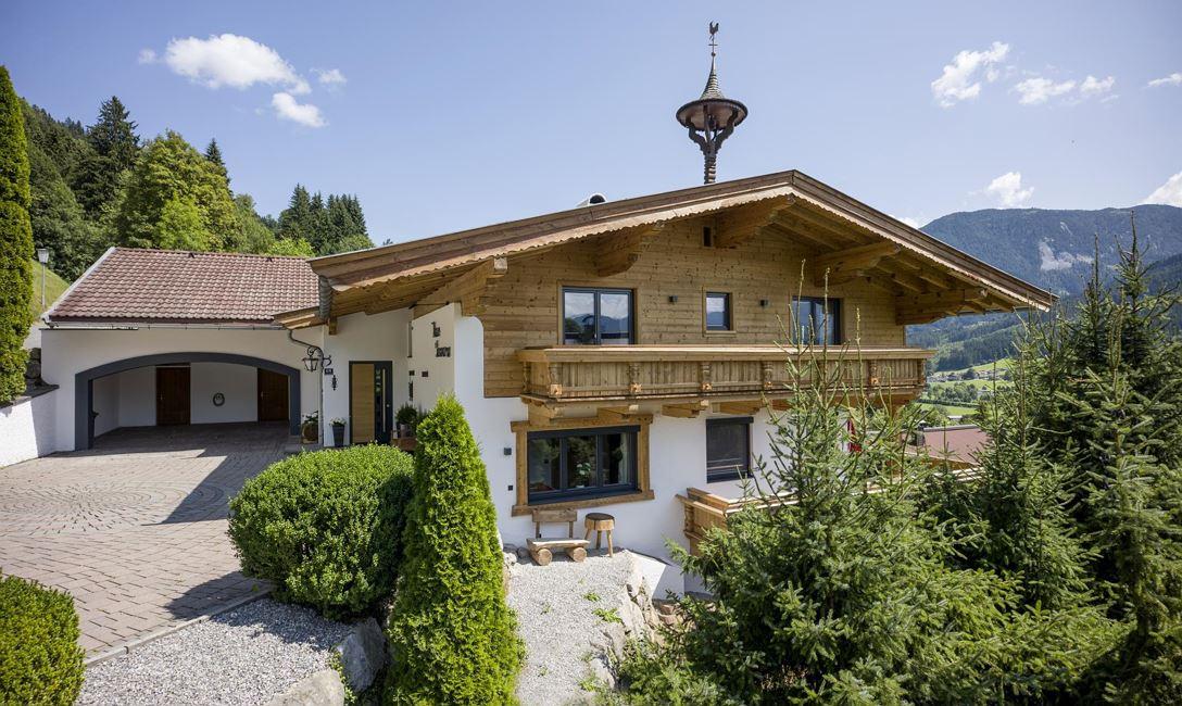 Chalet Tirol - Brixen im Thale - in den Kitzbheler Alpen