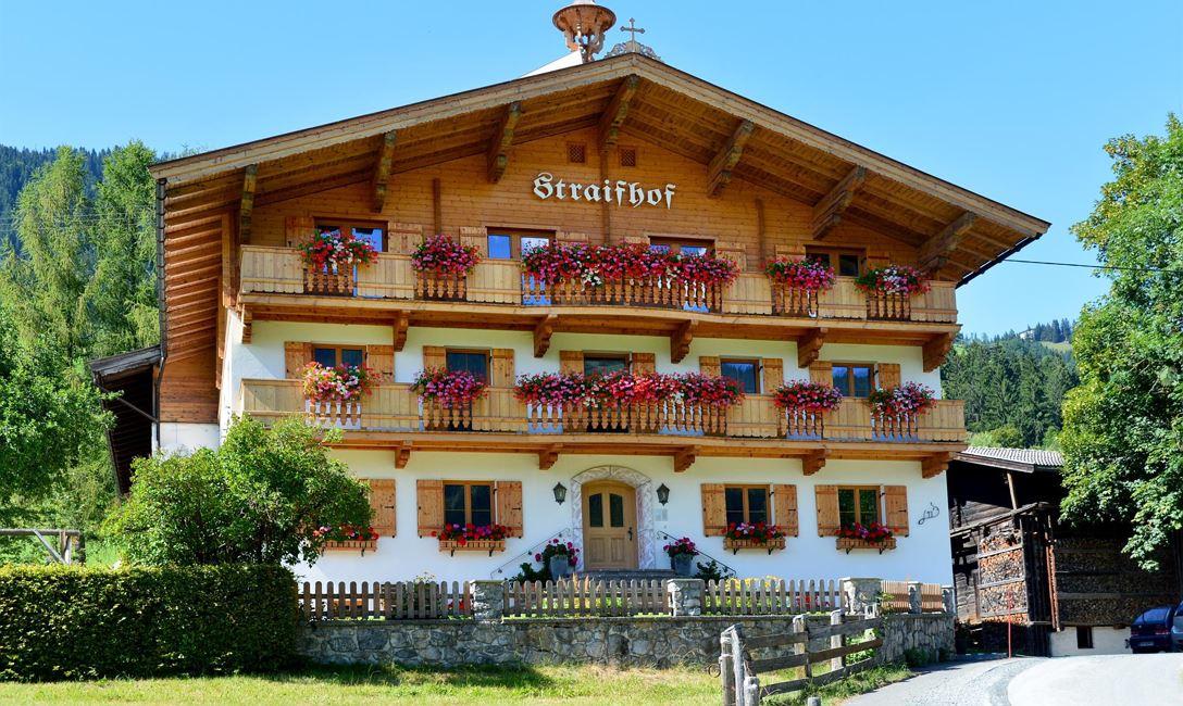 Residenz Brixental - Brixen im Thale - in den Kitzbheler Alpen