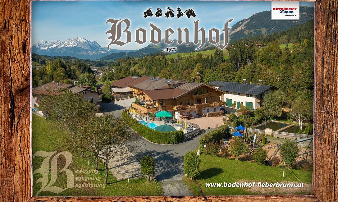 Bauernhof Bodenhof - Fieberbrunn