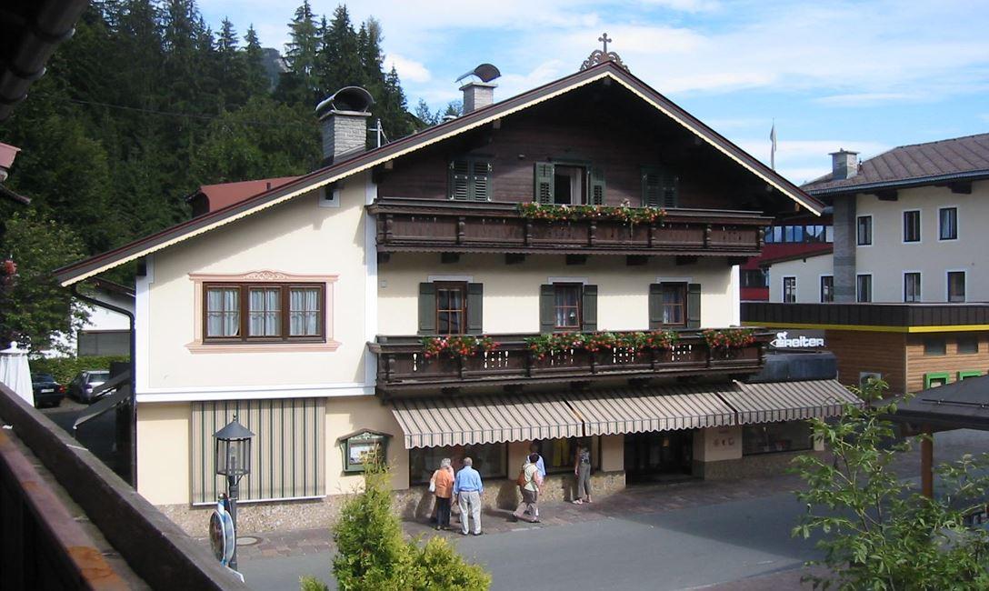 Ferienwohnungen Reiter Fieberbrunn